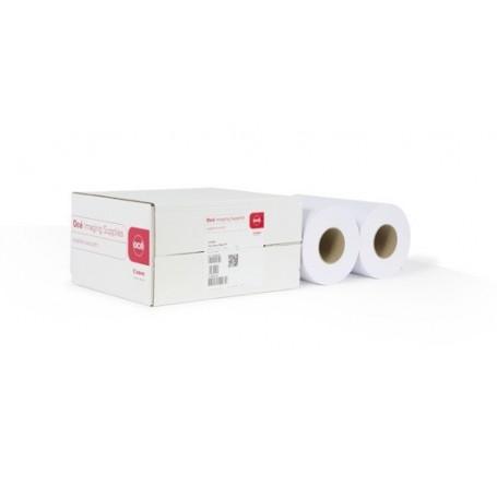 Canon Océ LFM147 - Papier Recyclé White Zero 80gr 0,297 (A3) x 150m