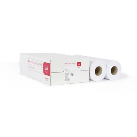 Canon Océ LFM147 - Papier Recyclé White Zero 80gr 0,420 (A2) x 150m