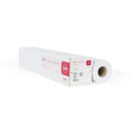 """Canon Océ LFM035 - Papier toilé blanc 120gr 0,914 (36"""") x 100m"""