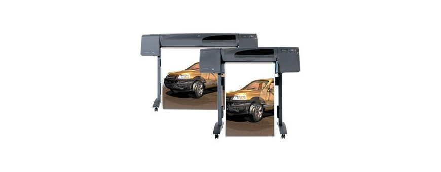 Consommables HP Designjet 800